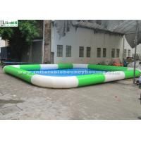 Wholesale Outdoor Commercial Inflatable Water Pools with Handing Painting Or Silk Printing from china suppliers