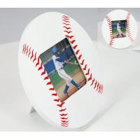 Wholesale Baseball like photo frame or Picture frame 3*3'' from china suppliers