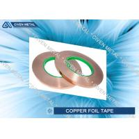 Wholesale 12mm x 50m - Copper Foil Tape with Conductive Adhesive for EMI Shielding from china suppliers