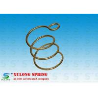 Wholesale Copper Wire Conveyor Machinery Springs Special Shape Right Direction HRC 35-40 Hardness from china suppliers