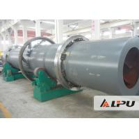 Wholesale 1.5x15 Hot Air Flow Sewage Sludge Dryer Machine for Industrial Sludge Treatment from china suppliers