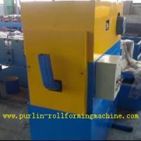 Wholesale Automatic Downpipe Elbow Machine / Downspout Cold Roll Forming Machine from china suppliers