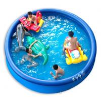 Wholesale Famliy Intex PVC Infalatble Water Sport Toys , 0.6 mm Thickness PVC Inflatable Pool from china suppliers