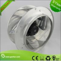 Wholesale Backward AC Centrifugal Fan , replace Ebm Papst Centrifugal Fan High Pressure from china suppliers