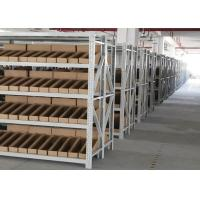 Wholesale Multi-Level Industrial Steel Storage Racks / Pallet Rack Supported Mezzanine from china suppliers