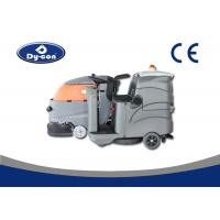 Wholesale Dycon Saving Time Floor Cleaner Robot , Floor Scrubber Dryer Machine With A Lock from china suppliers