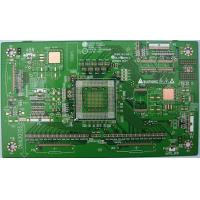 Wholesale Silver Immersion Printed Circuit Board Manufacturing Scoring / Route / V-Score PCB Fabrication from china suppliers