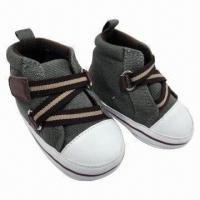 China Soft sole baby shoes, simple style, light-footed, best shoes for your baby on sale