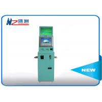 Wholesale One stop self service touch screen library kiosk stand alone with high brightness from china suppliers