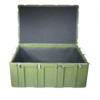 Quality Army Green 180Liter Roto molded Military Case for sale