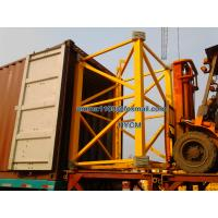 Wholesale 1.6*2.8m Mast Section Spare Parts Integral Same As Zoomlion of QTZ 63 Tower Crane from china suppliers