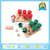 Wholesale Montessori materials-Smelling Boxes from china suppliers