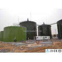 Wholesale Enamel Coated Glass Lined Steel Tanks With Double Coating Internal And External from china suppliers