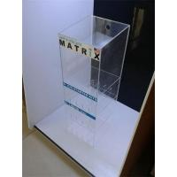 Wholesale plexiglass cigarette dispenser stand e-liquid bottle holder acrylic display from china suppliers