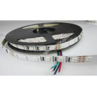 Wholesale dc24v 60led 14.4w 5050 rgb constant current flexible led strip light from china suppliers