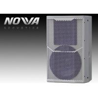 Wholesale Black Powered Passive Pa Speakers Lightweight With 18mm Thick Plywood from china suppliers