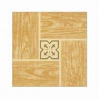 Wholesale Interior Glazed Ceramic Floor Tile, Sized 300x300,400x400,450x450mm Thickness 7-7.8mm from china suppliers
