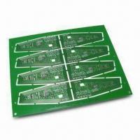 Wholesale 4-layer PCB with Immersion Gold and 8.0:1 Aspect Ratio, Board Thickness of 1.60 ±0.16mm from china suppliers