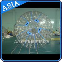 Wholesale Outdoor Commercial Grade Inflatable Grass Zorb Ball , Inflatable Zorb Ball from china suppliers