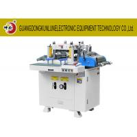 Wholesale Multiple Punching Hot Stamping Die Cutting Machine Automatic High Accuracy from china suppliers