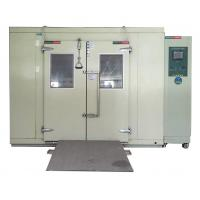 Wholesale Temperature Humidity Controlled Big Environmental Test Chamber with Slope from china suppliers