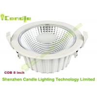 Wholesale Rotatable Cob 8 Inch Led Downlight Cree Ip44 , 15w Led Down Light CE ROHS from china suppliers