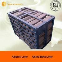 Wholesale Chrome Molybdenum Alloy Steel Castings Packed In Pallets For Abrasion from china suppliers