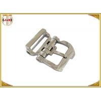 Wholesale OEM Service Stainless Steel Buckles With Pin , Stainless Steel Roller Buckle from china suppliers