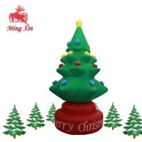Buy cheap inflatable christmas treel,christmas decorations for sale from wholesalers
