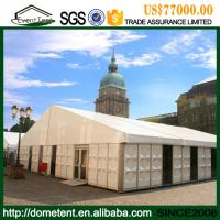 Wholesale Aluminum Prefabricated Portable Wedding Party Tent / Outdoor Warehouse Tent from china suppliers