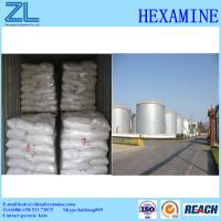 Wholesale Hexamethylenetetramine /	Hexamine white crystalline powder CAS NO 100-97-0 dye fixing agent from china suppliers