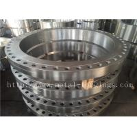 Wholesale SA182- F316  F316L Forged Stainless Steel Flange Max OD 2500mm from china suppliers