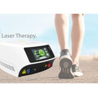 Wholesale GaAlAs Diode Laser Treatment Equipment For Wound Healing 810nm / 980nm from china suppliers