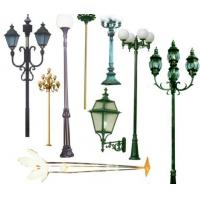Quality HOT SALE 2017 European style lighting pole/light poles outdoors/lamps pole professional exporter for sale
