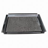Wholesale BBQ Cook Pan/Grill Cook Pan with 0.8mm Thickness from china suppliers