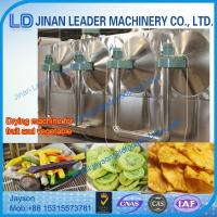 Wholesale small scale fruit drying machine food processing equipments from china suppliers