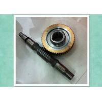 Wholesale Metal Construction Elevator Parts Construction Gear Reducer Worm from china suppliers