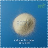 Quality Cement Accelerator Calcium Formate for sale