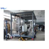 Wholesale Reverse Osmosis Mobile Water Treatment Equipment 1000lph UF Automatic PLC Control from china suppliers