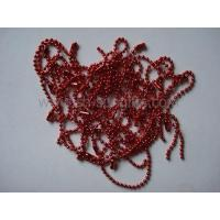 Wholesale Colored ball chain, metal ball chain, red ball chain, bead chain, fastener from china suppliers