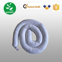Quality Oil Absorbent Sock boom 100% polyproplene Fiber  for oil spill control for sale