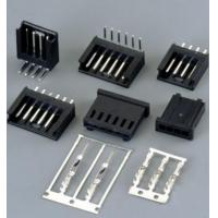 Wholesale 2.54mm Pitch PCB Wire to Board Connector Single Row Crimp Style with Black Color from china suppliers