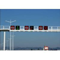 Wholesale Single Chip Color Fame Nichia DIP510 DC 5 V IP65 Led Traffic Display Signs For Outdoor from china suppliers