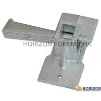 Wholesale Manufacture of Galvanized Wedge Rapid Clamp from China Rapid bar clamp from china suppliers
