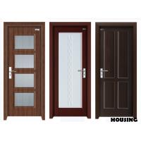 Wholesale PVC Fir Wood Door from china suppliers