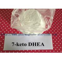 Wholesale Prohormone Hormone  7-KETO DHEA  white powder lose weight mass muscles from china suppliers