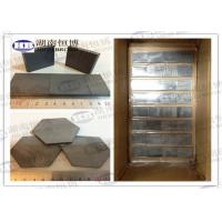 Wholesale SIC / Silicon Carbide Bulletproof Plates For Body Armor / Vehicle Armor / Aircraft Armor from china suppliers
