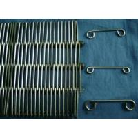 Wholesale Stainless Wire Ring Conveyor Belts,Metal Eye Link Belts,Pasteurizer Belts from china suppliers