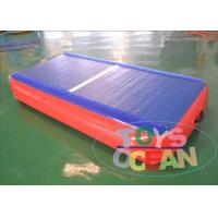 Wholesale Floating Gymnastics Air Track Water Boards Inflatable Jumping Mat for Exercise from china suppliers