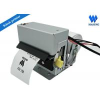 Wholesale 2 Inch Kiosk Thermal Printer Linux For Parking Machine , Rs232 Panel Mount Printers from china suppliers